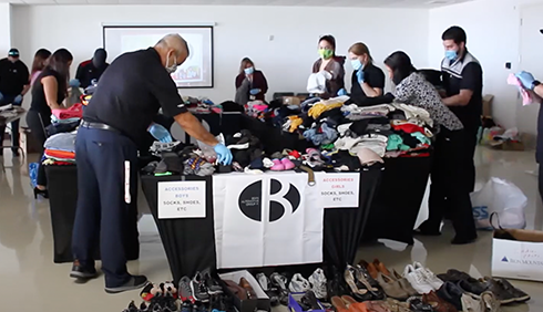 Bean Automotive Group Clothing &  Back-to-School Donation Drive